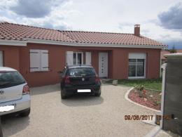 Location Maison 4 pièces Chambeon
