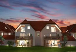 Achat Appartement 4 pièces Rosheim