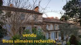 Achat Maison 11 pièces Fronsac