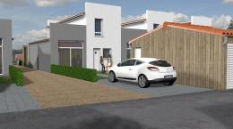 Achat Maison+Terrain 4 pièces Aulnat