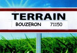 Achat Terrain Bouzeron