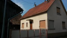 Achat Maison 4 pièces Bantzenheim