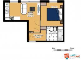 Location Appartement 2 pièces Lens