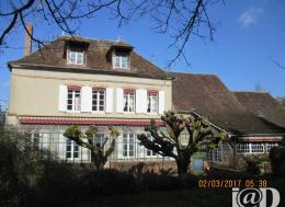 Achat Maison 11 pièces Villeneuve sur Yonne