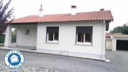 Location Maison 3 pièces Carbonne