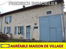 Achat Maison 7 pièces Lacroix sur Meuse