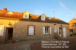 Achat Maison 8 pièces Chartres