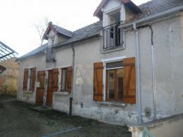 Achat Maison 3 pièces Villeneuve sur Allier
