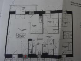 Achat Appartement 4 pièces St Crepin Ibouvillers
