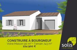 Achat Maison+Terrain 4 pièces Bourgneuf