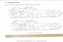 Achat Appartement 4 pièces Paris 20