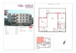 Achat Appartement 3 pièces Manom