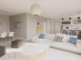 Achat Appartement 3 pièces Le Ban St Martin