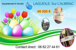 Achat Appartement 4 pièces Laguiole