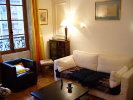 Location Appartement 3 pièces Paris 16