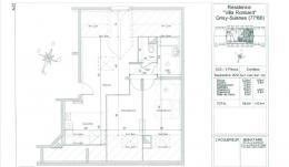 Achat Appartement 3 pièces Grisy Suisnes