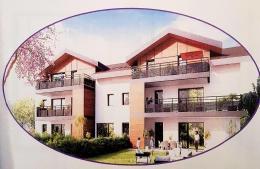 Achat Appartement 2 pièces Pringy