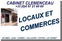 Achat Commerce Vallauris