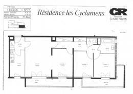 Location Appartement 4 pièces Cran Gevrier