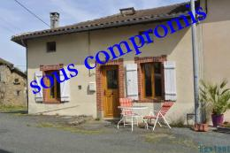 Achat Maison 3 pièces St Laurent sur Gorre