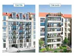 Achat Appartement 2 pièces Nice