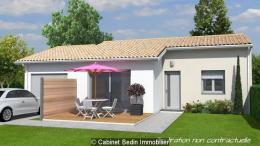 Achat Maison 3 pièces Cavignac
