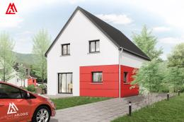 Achat Maison 5 pièces Baldenheim
