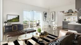 Location Appartement 2 pièces Marseille 12