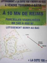 Achat Terrain Berry au Bac