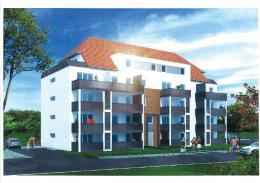 Location Appartement 2 pièces Hegenheim