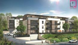 Achat Appartement 3 pièces Neuville sur Saone