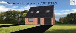 Achat Maison 5 pièces Coutiches