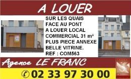 Location Commerce Cherbourg