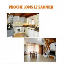 Achat Maison 9 pièces Lons le Saunier