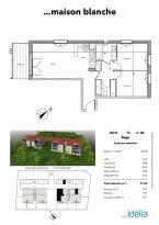 Location Appartement 3 pièces Launaguet