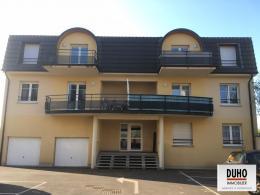 Location Appartement 2 pièces Manom