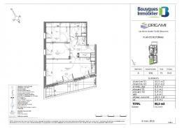Location Appartement 3 pièces Bezannes