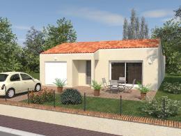 Achat Maison+Terrain 5 pièces St Rogatien