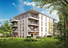 Achat Appartement 4 pièces Saint Alban de Roche