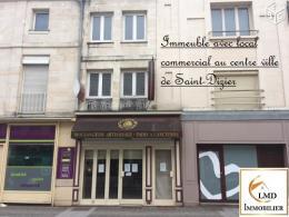 Achat Immeuble St Dizier
