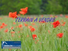 Achat Terrain Vendranges