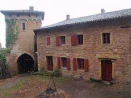 Location Maison 6 pièces Montmelas St Sorlin