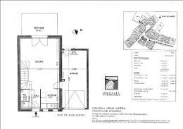 Location Maison 3 pièces Auray