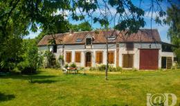Achat Maison 6 pièces Thorigny sur Oreuse