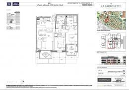 Achat Appartement 3 pièces Marseillan