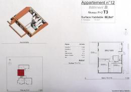 Achat Appartement 3 pièces Tencin