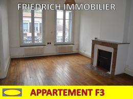 Location Appartement 3 pièces St Mihiel