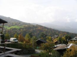 Location studio St Gervais les Bains