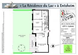 Achat Appartement 4 pièces Entzheim