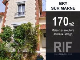 Achat Maison 5 pièces Bry sur Marne
